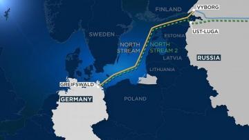 Over 568 miles of Nord Stream 2 pipeline ready - Gazprom
