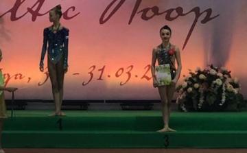 Azerbaijani gymnast wins bronze in Riga