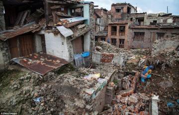 Severe thunderstorm in Nepal leaves 25 dead, hundreds injured