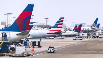 Delays as major US airlines hit by computer outages
