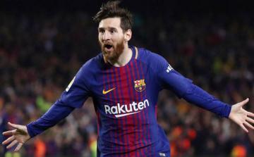 Lionel Messi Killian Mbappe ilə fərqi artırıb