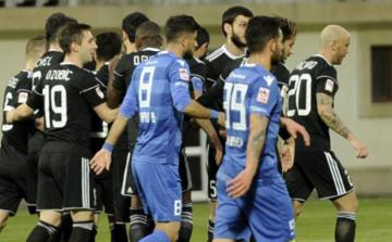 """""""Sumqayıt"""" – """"Qarabağ"""" matçında antirekord qeydə alınıb"""