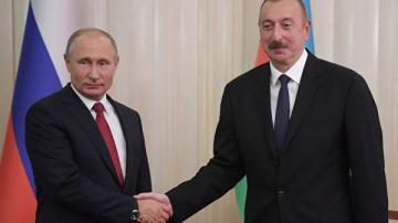 Ильхам Алиев и Владимир Путин обсудили Нагорный Карабах
