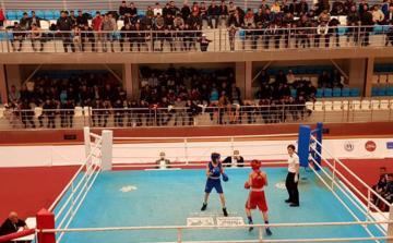 Azərbaycan boksçuları Ukraynada beynəlxalq turnirdə 6 medala sahib olub
