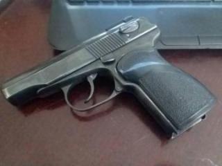 У жителя Нардарана изъят пистолет «Макаров»