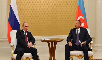 Prezident İlham Əliyev və Vladimir Putin Vyana görüşünü müzakirə ediblər