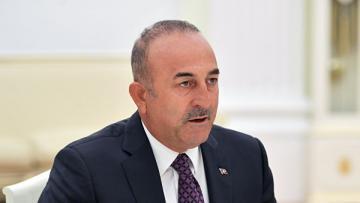 """Mövlud Çavuşoğlu: """"ABŞ Türkiyəyə qarşı sanksiya tətbiq etməməlidir"""""""