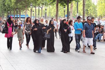 Число туристов из стран Персидского залива заметно сократилось
