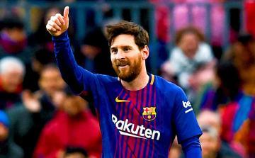 Lionel Messi Kriştianu Ronaldonun rekorduna şərik olub - [color=red]VİDEO[/color]
