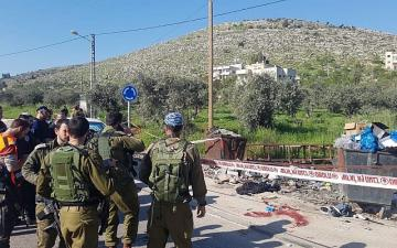 Palestinian tries to stab West Bank settler, is shot dead: Israel