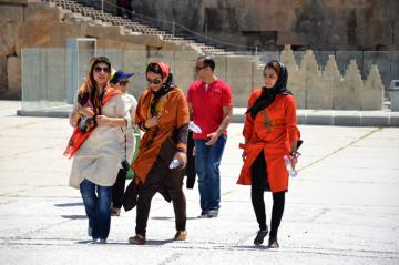 Number of tourists from Iran to Azerbaijan decreased by 33%