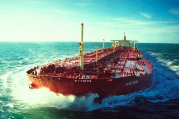 Китай построит крупнейший в мире танкер для транспортировки СПГ
