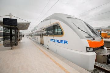 Откроется новая станция скоростного пассажирского поезда Баку-Сумгайыт