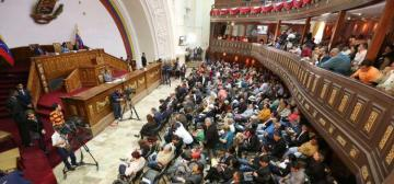 Venezuela strips Guaido of immunity, to continue his prosecution