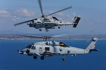США продадут Индии 24 вертолета MH-60R за $2,6 млрд