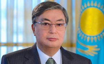 Qazaxıstan prezidenti Rusiyaya rəsmi səfər edib