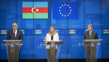 The European Union releases a statement on the main results of the meeting of the Cooperation Council between the EU and Azerbaijan