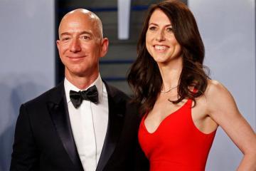 """Жена главы """"Amazon"""" уступила при разводе экс-мужу 75% акций компаний"""