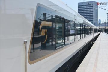 Baku-Tbilisi-Kars train in [color=red]PHOTOS[/color]