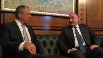 Moskvada Elmar Məmmədyarovla Sergey Lavrov arasında ikitərəfli görüş olacaq