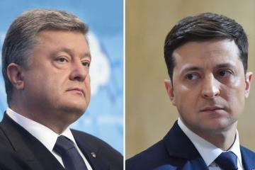 Poroşenko və Zelenski arasında debat Olimpiya stadionunda keçiriləcək