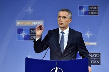 """Столтенберг: """"В Вашингтоне обсудили попытки США достичь урегулирования в Афганистане"""""""