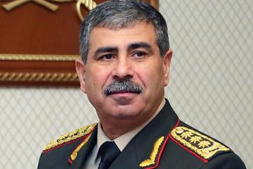 Мы можем начать бои в любой момент – министр обороны Азербайджана