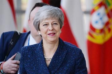 Мэй вновь попросила ЕС о продлении сроков Brexit