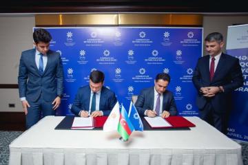 KOBİA və Azərbaycan Beynəlxalq Bankı arasında Niyyət Protokolu imzalanıb