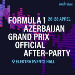 Baku City Circuit представил новый формат вечеринок Baku City Sounds