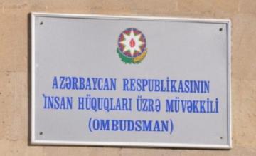 Ombudsmanın nümayəndələri Bayram Məmmədovla görüşüb