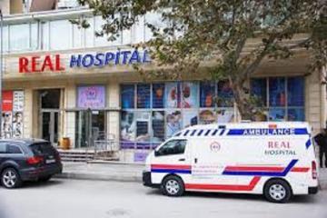 В частной бакинской клинике скончался пациент
