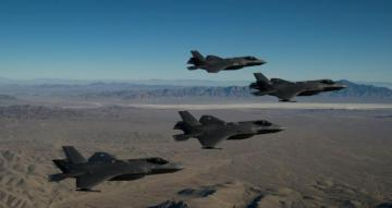 Pentagon eyes F-35 sales to Greece, Romania and Poland: U.S. official