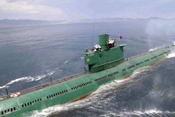 KXDR ballistik raket daşıya bilən sualtı gəmi inşa edə bilər