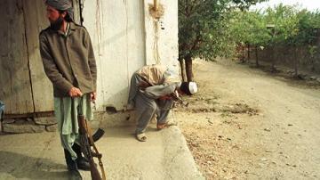 Полсотни военных Афганистана погибли и пострадали в бою с талибами