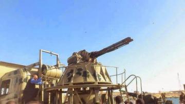 Liviya Milli Ordusu Tripolinin bir hissəsini tutub