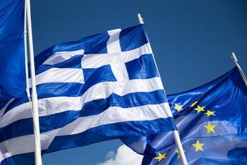 Министры финансов зоны евро решили направить Греции транш почти в €1 млрд
