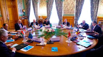 CIS foreign ministers adopt statement on WW2 memorials