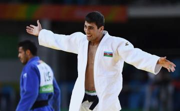 Rüstəm Orucov Qran-pridə gümüş medal qazanıb