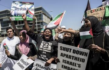 South Africa downgrades diplomatic ties with Israel