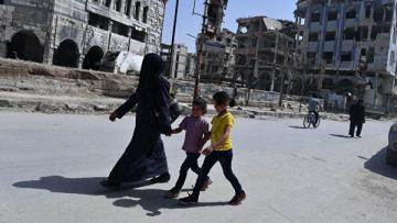 В Сирию за сутки вернулись более 1,6 тысячи беженцев из Ливана и Иордании