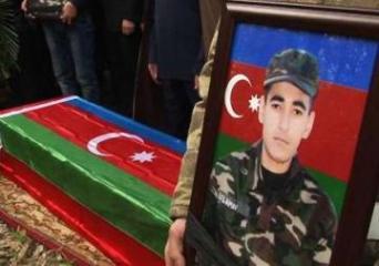 В Лянкяране почтили память шехида апрельских боев Ализамана Исламова