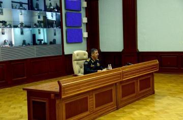 Закир Гасанов: Учения нацелены на проведение широкомасштабных наступательных операций