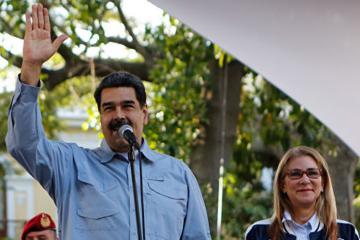 Maduro ümummilli dialoq üçün bir neçə ölkədən kömək istəyib