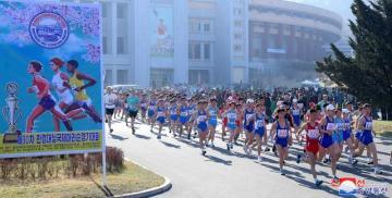 'Surreal' Pyongyang marathon in spotlight as tensions ease