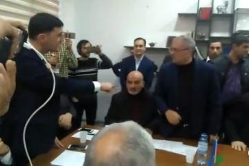 Народное Движение Азербайджана распалось