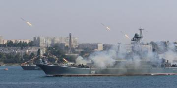 Russia's ships, missile systems put on duty due to NATO exercise in Black Sea