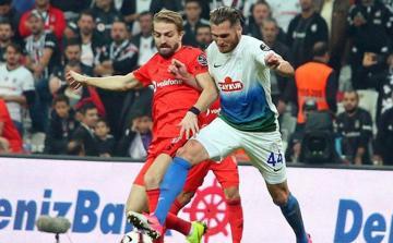 """""""Beşiktaş"""" """"Rizəspor""""u darmadağın edib - [color=red]VİDEO[/color]"""