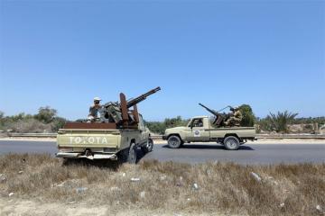 Tripoli ətrafında gedən toqquşmalarda ölənlərin sayı 50-ni keçib