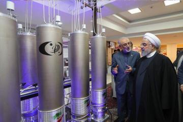 İran 9 yeni nüvə məhsulunu təqdim edib